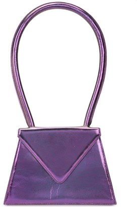 Amélie Pichard metallic flat bag