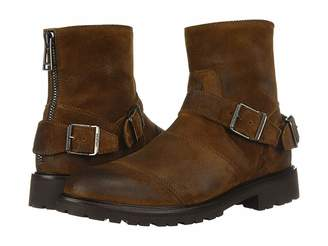 Belstaff Trialmaster Burnished Suede Boot