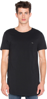 Diesel Longer Tee $58 thestylecure.com