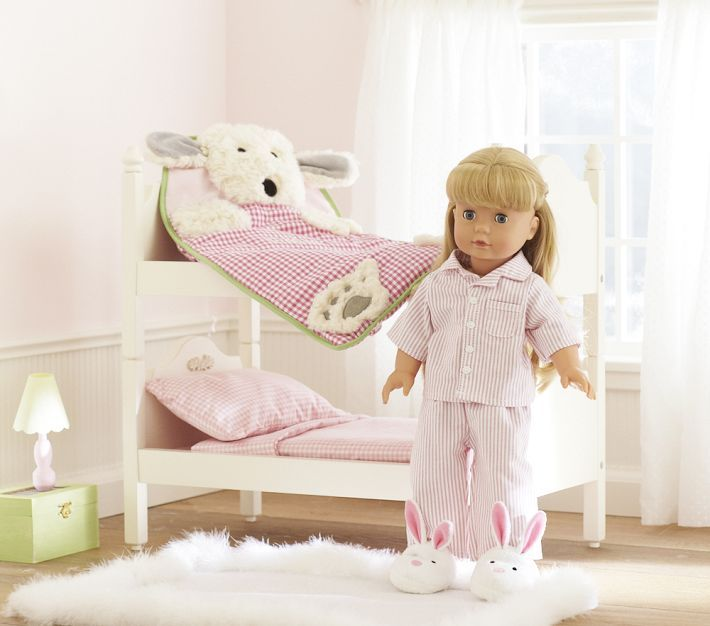 Pottery Barn Kids Doll Sleeping Bag