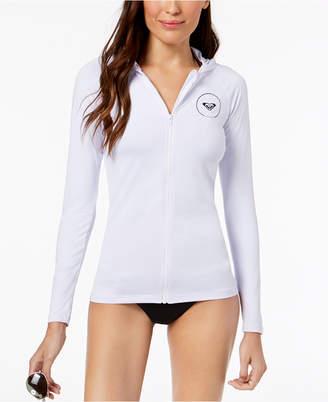 Roxy Juniors' Hooded Rash Guard Women's Swimsuit
