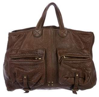 Jerome Dreyfuss Max Leather Tote