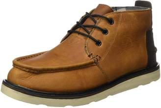 Toms Men's Chukka Waterproof Brown Boot 11 Men US