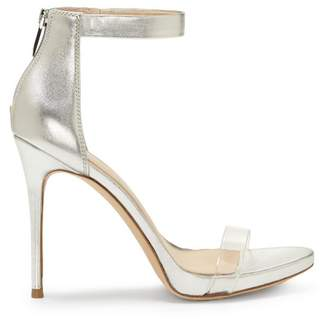 Vince Camuto Imagine Diva – Clear-strap Sandal
