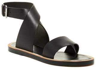 Vince Mailin Ankle Strap Leather Sandal