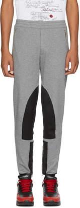 Alexander McQueen Grey Organic Lounge Pants