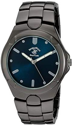 Beverly Hills Polo Club US Men's ' Quartz Metal and Alloy Watch