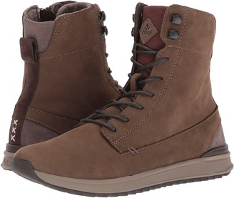 Reef - Rover Hi Boot WT Women's Lace-up Boots $130 thestylecure.com
