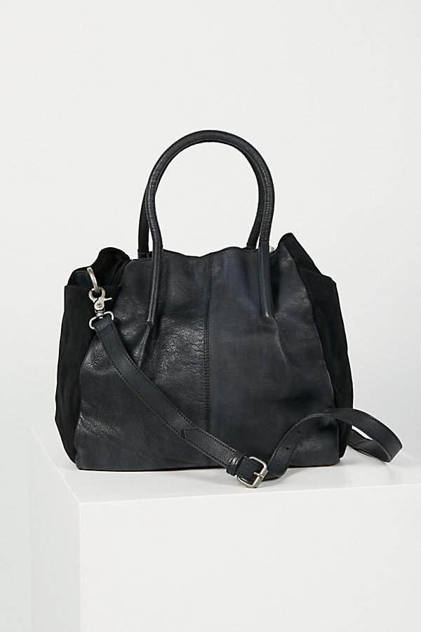 Modena Leather Tote by Free People