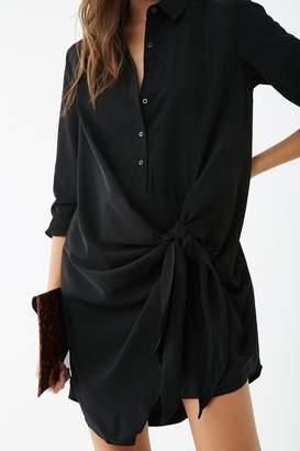 Forever 21 High-Low Shirt Dress
