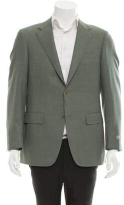 Canali Water Resistant Wool Blazer w/ Tags