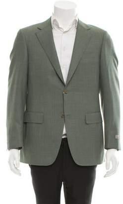 Canali Water Resistant Wool Blazer w/ Tags