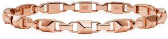 Michael Kors Mercer Link Sterling Silver Bangle Bracelet