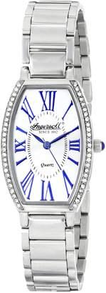 Ingersoll Women's INQ021SLSL Lansing Analog Display Japanese Quartz Watch