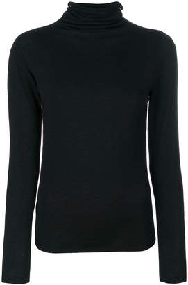 Le Tricot Perugia high neck sweater