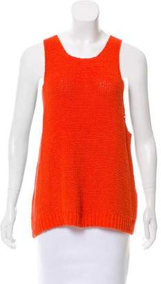 J Brand Oversize Cut-Out Top