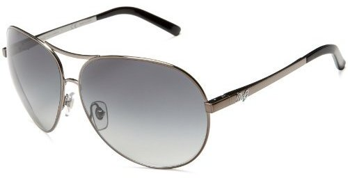 D&G Dolce & Gabbana Women's DD6052 Aviator Sunglasses