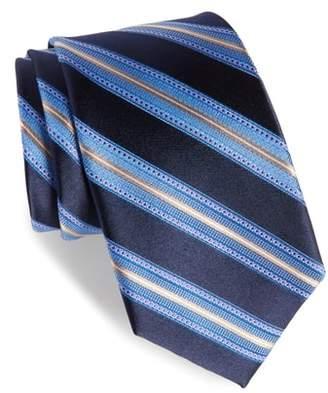 Nordstrom Sunshine Stripe Silk Tie