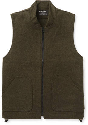 Filson Mackinaw Virgin Wool Gilet