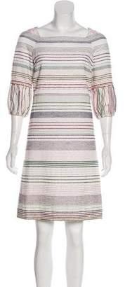 Chanel Embellished Shift Dress