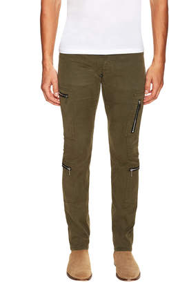 Christian Dior Solid Twill Chino