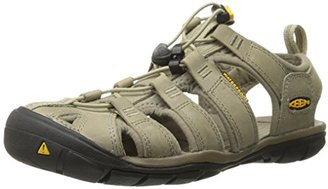 KEEN Women's Clearwater CNX Leather Sandal $54.99 thestylecure.com