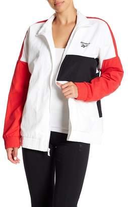 Reebok Front Zip Jacket
