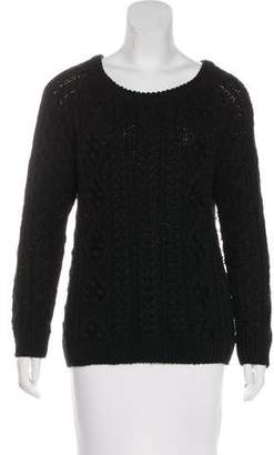 Isabel Marant Heavy Cable Knit Sweater