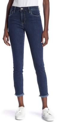 STS Blue Ellie High Rise Frayed Hem Jeans