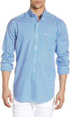 Southern Tide Regular Fit Gingham Shirt