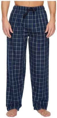 Jockey Poly-Rayon Yarn-Dye Woven Sleep Pants Men's Pajama