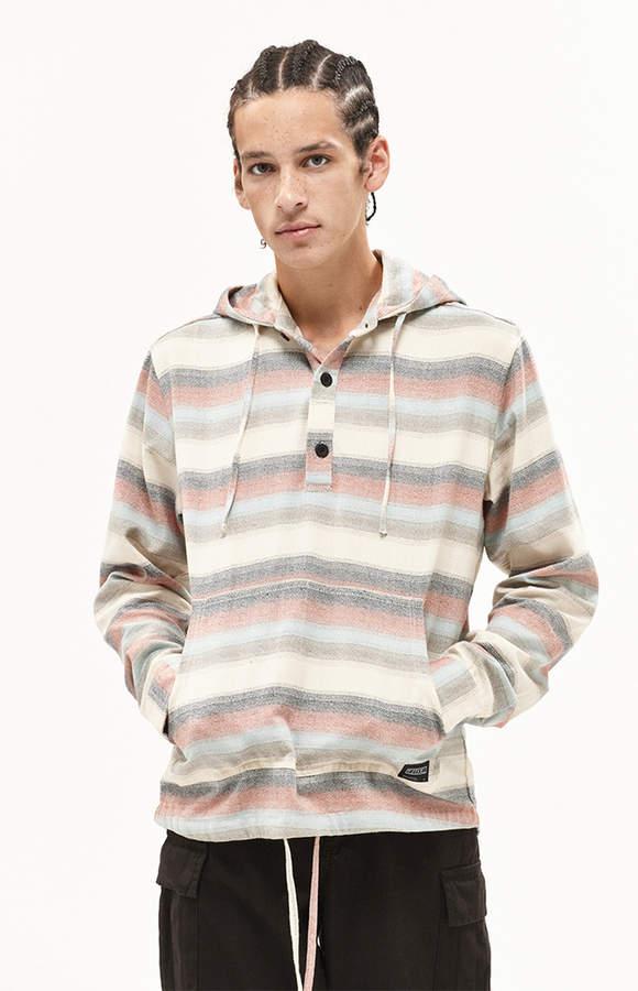 Ezekiel Rosarito Stripe Pullover Hoodie