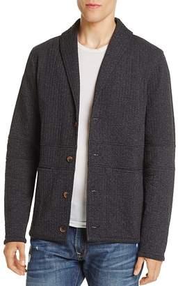 Billy Reid Knit Shawl Collar Cardigan $195 thestylecure.com