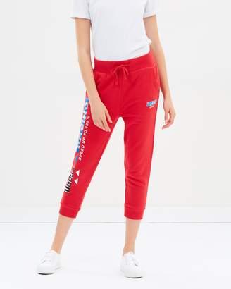 Tommy Jeans Cropped Logo Sweatpants