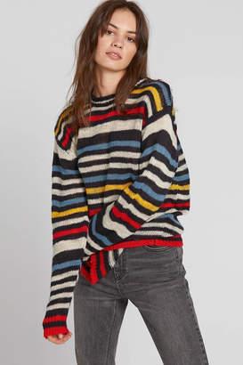 Volcom Oversized Crewneck Sweater