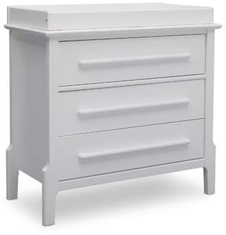 Serta Mid-Century Modern Changing Dresser