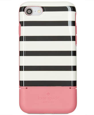 Kate Spade Stripe Credit Card iPhone 7/8 Case