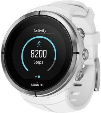 Suunto Spartan Ultra Titanium Watch with Chest HR, All Black