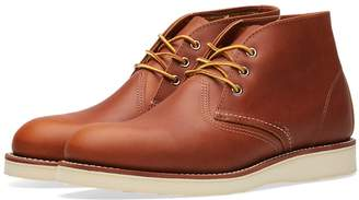 Red Wing Shoes 3140 Heritage Work Chukka