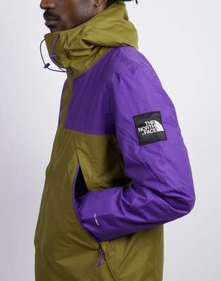 The North Face 1990 ThermoBall Mountain Jacket Green & Purple