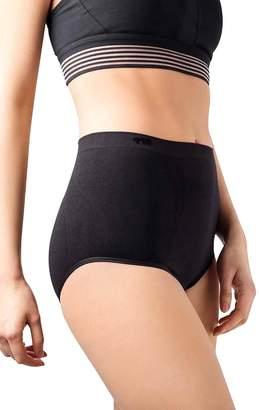 eda13f3eb2092 MD Womens Compression Shapewear Tummy Control Briefs RearAndBottom Body  Shaper