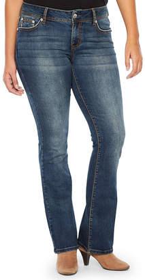 A.N.A Aztec Pocket Bootcut Modern Fit Bootcut Jeans