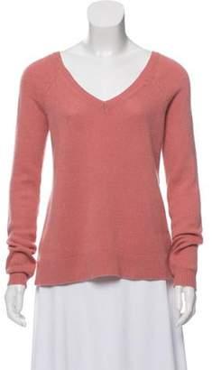 Calypso Cashmere Oversize Sweater Pink Cashmere Oversize Sweater