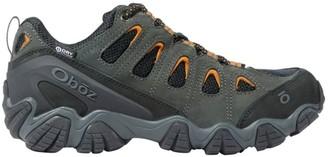 L.L. Bean L.L.Bean Men's Oboz Sawtooth II Waterproof Hiking Shoes