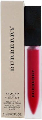 Burberry 0.2Oz Military Red No.41 Liquid Lip Velvet