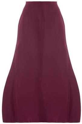 Jil Sander Long Evening Skirt