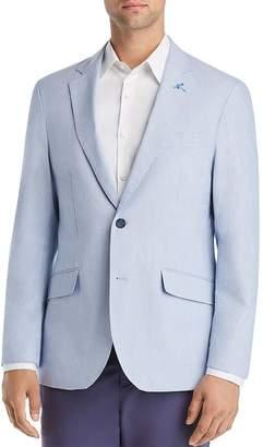 Tailorbyrd Lanrick Pinstripe Classic Fit Jacket