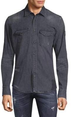 Belstaff Southcott Denim Shirt