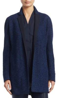 Akris Nastassia Boucle Tweed Jacket
