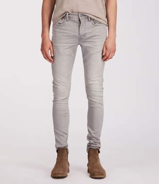AllSaints Ghoul Cigarette Skinny Jeans